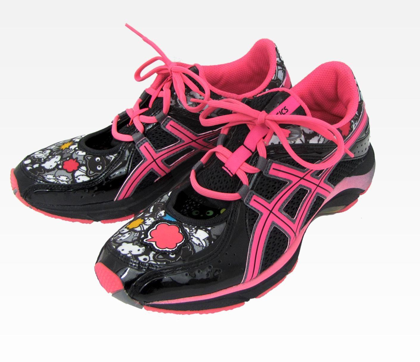 Hello Kitty ASICS...& I want these too!