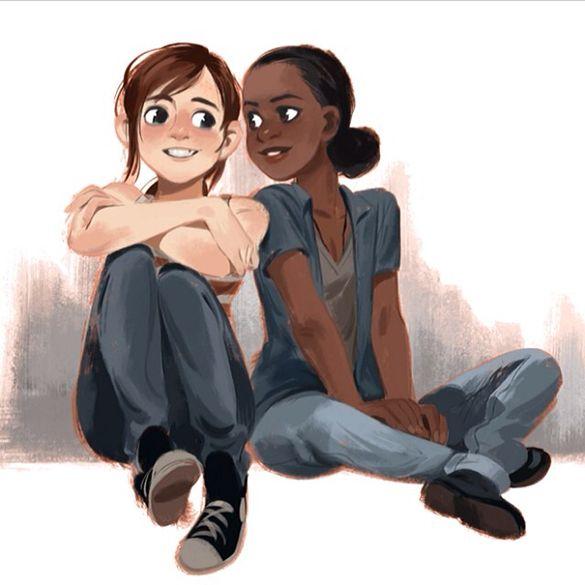 gay lesbian short Animation