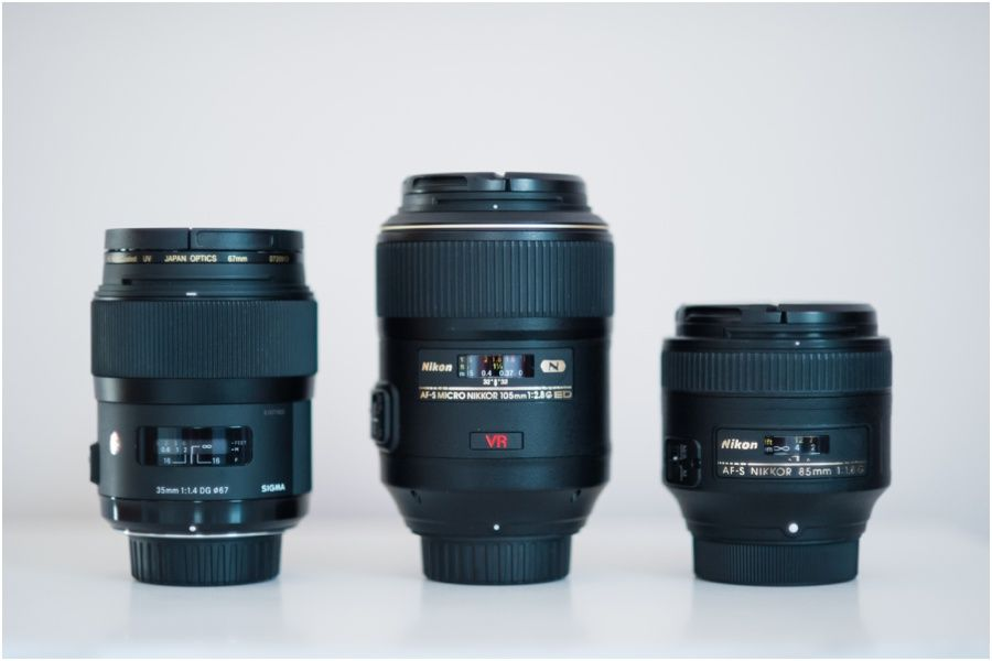 My 3 Must Haves Lenses When Shooting Weddings by Christina Forbes Photography