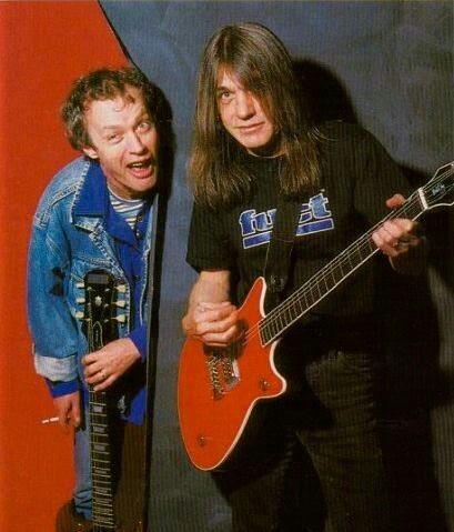 Angus & Malcolm