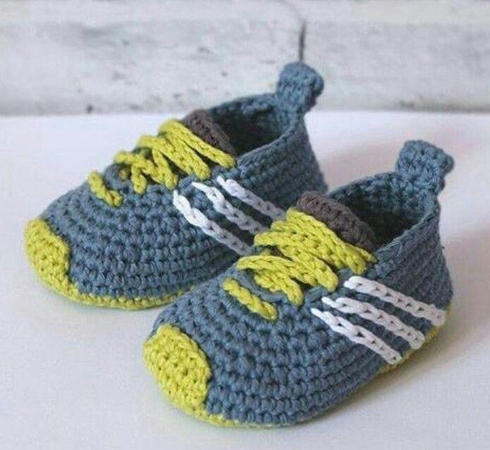 Pin von berrin *** auf crochet/patikler/booties/handmade | Pinterest ...