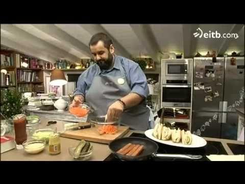 Receta de patatas alioli, en 'Robin Food' - YouTube