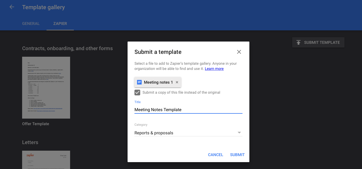How do you Create a Fillable Template in Google Docs