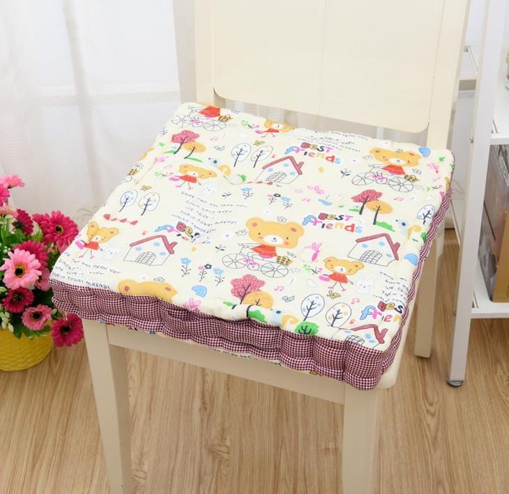 Click to Buy << Big Square Floor Pillow Home Fashions Large Printed ...