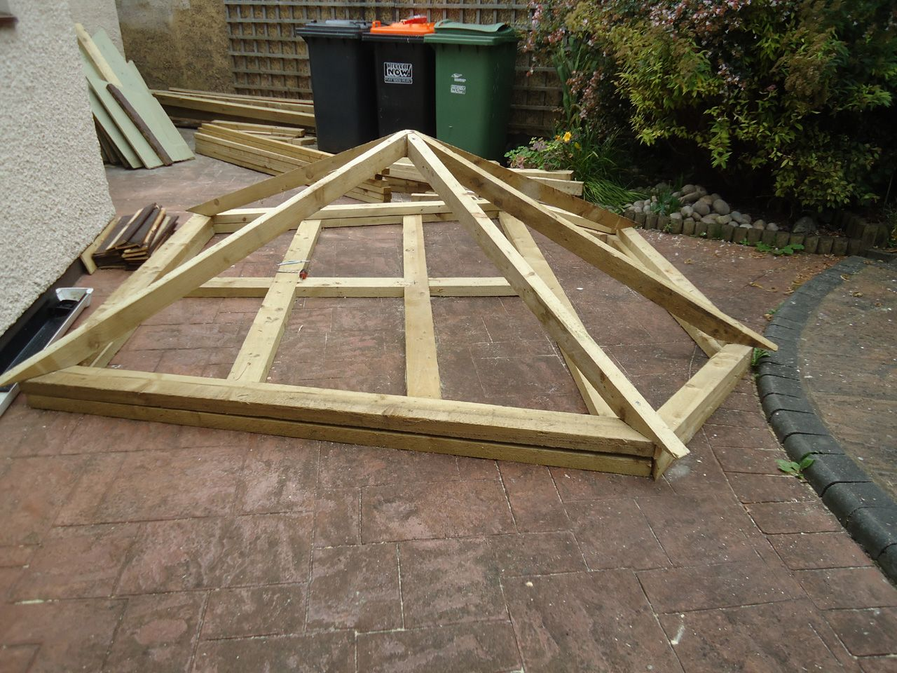 Corner Summerhouse Roof Google Search Modern Roofing Glass Roof Galvanized Metal Roof