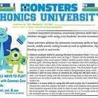 Monsters PHONICS University- 62 pages of monster & phonemic awareness fun!