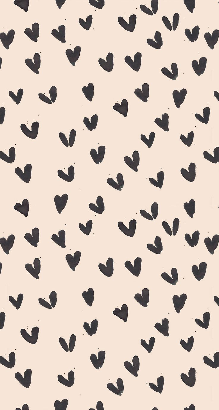 The Cutest Heart Print Perfect For Your Phone Phone Wallpaper Images Tumblr Pattern Cute Wallpapers