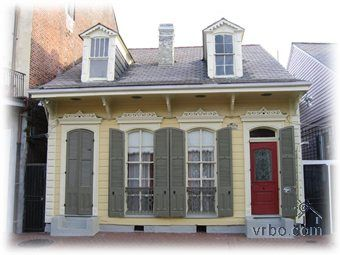New Orleans French Style House Exterior Brick Exterior House Exterior House Colors