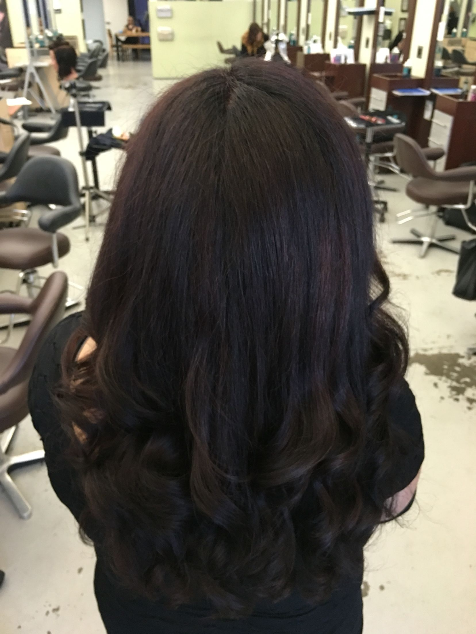 Color balance and blow out