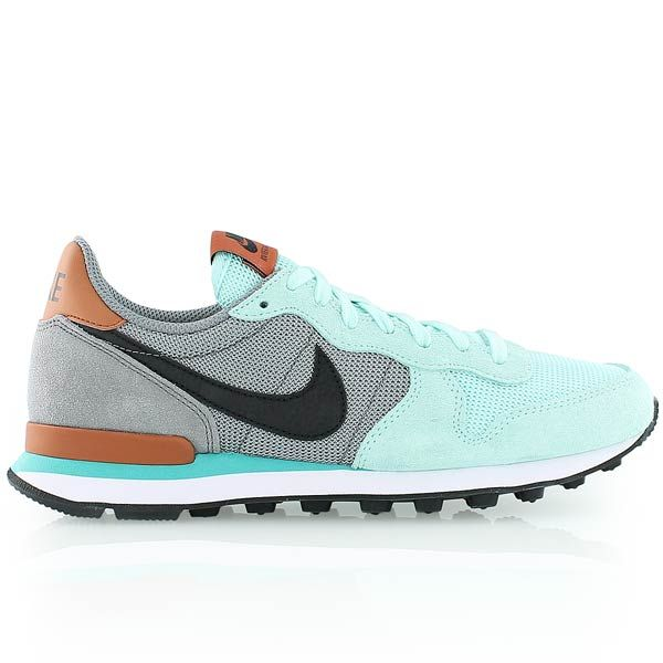 wholesale free delivery online retailer nike WMNS INTERNATIONALIST turquoise foncé | Chaussures ...