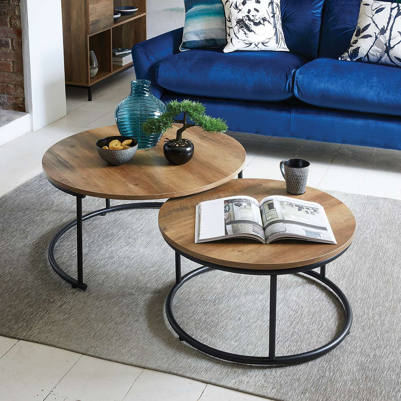 Dunelm Coffee Table With Storage 5