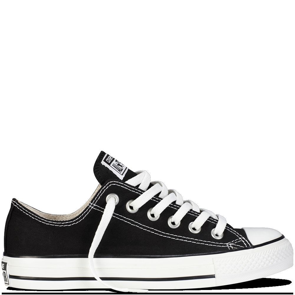 Zapatillas Sneakers Unisex Converse All Star Ox Black M9166C