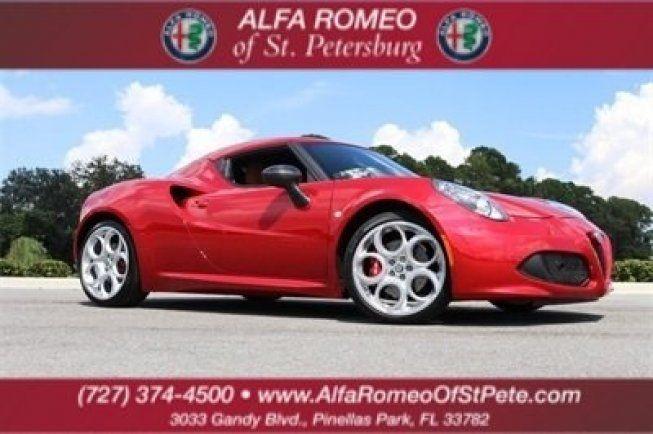 New Alfa Romeo C Coupe For Sale In PINELLAS PARK FL - Autotrader alfa romeo