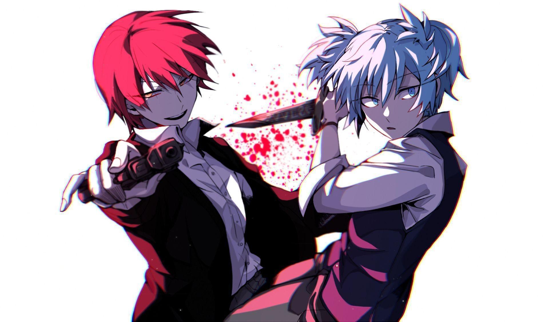 Assassination Classroom Wallpaper Hd 87 Images Nagisa And Karma Assassination Classroom Assasination Classroom