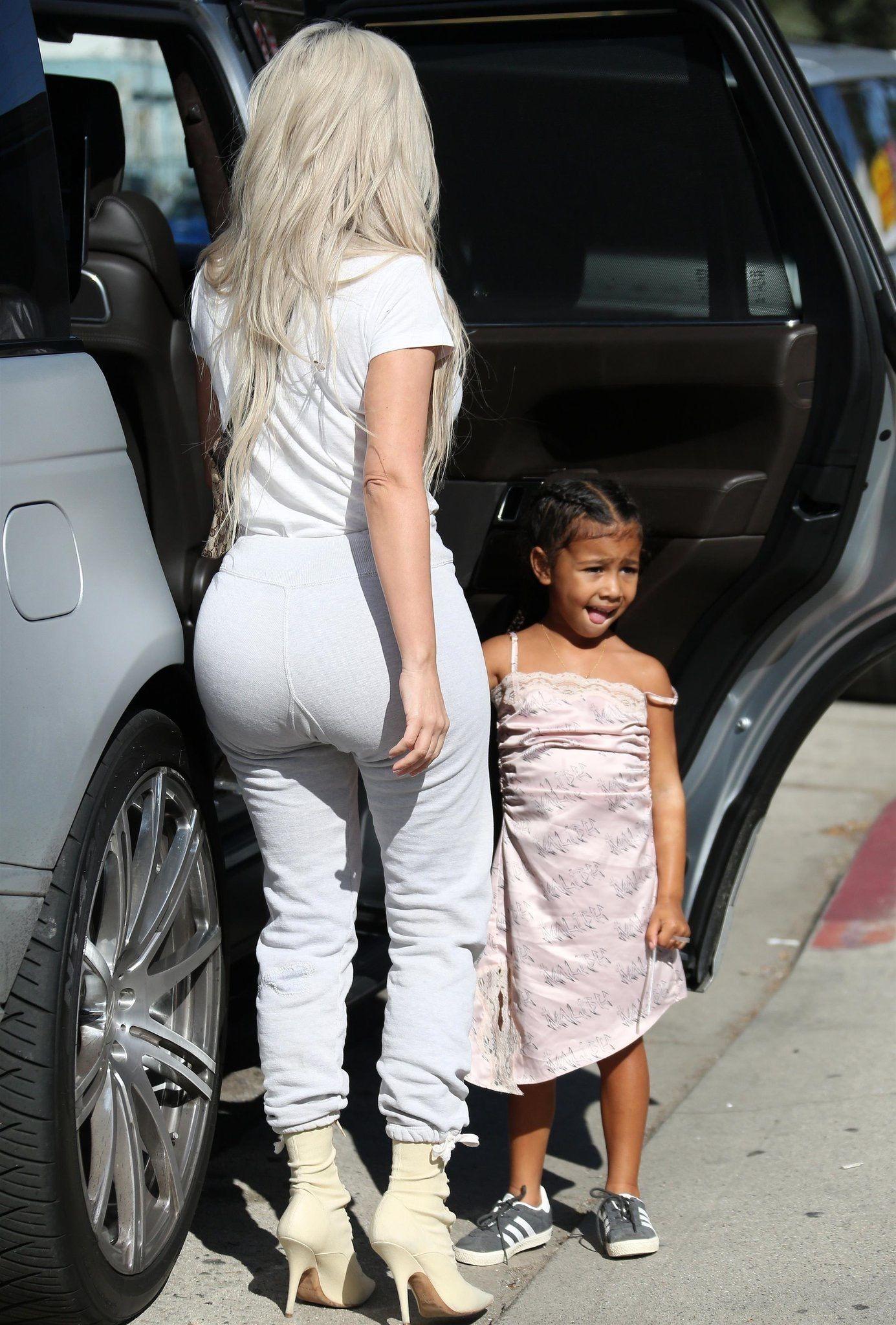Kim Kardashian 09/21/17