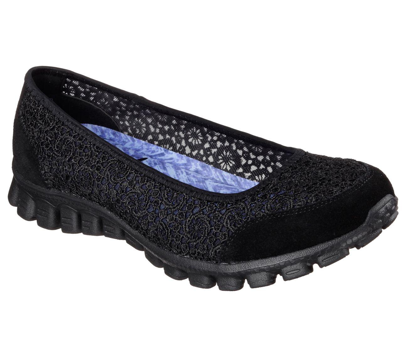 Breezy stylish fun and comfort take wing in the SKECHERS EZ Flex 2 -  Flighty shoe