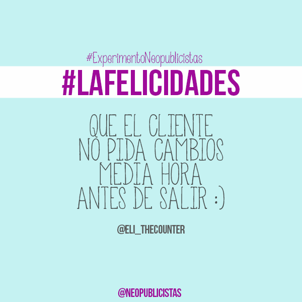 LaFelicidadEs...