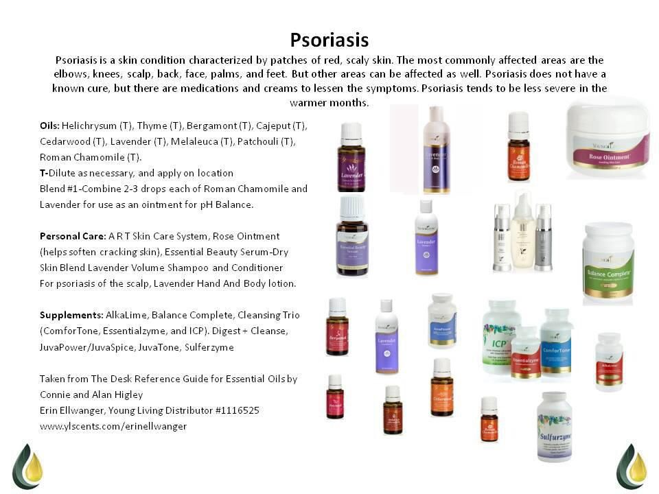 9 Ways To Help Your Psoriasis Oils Recipes Essential