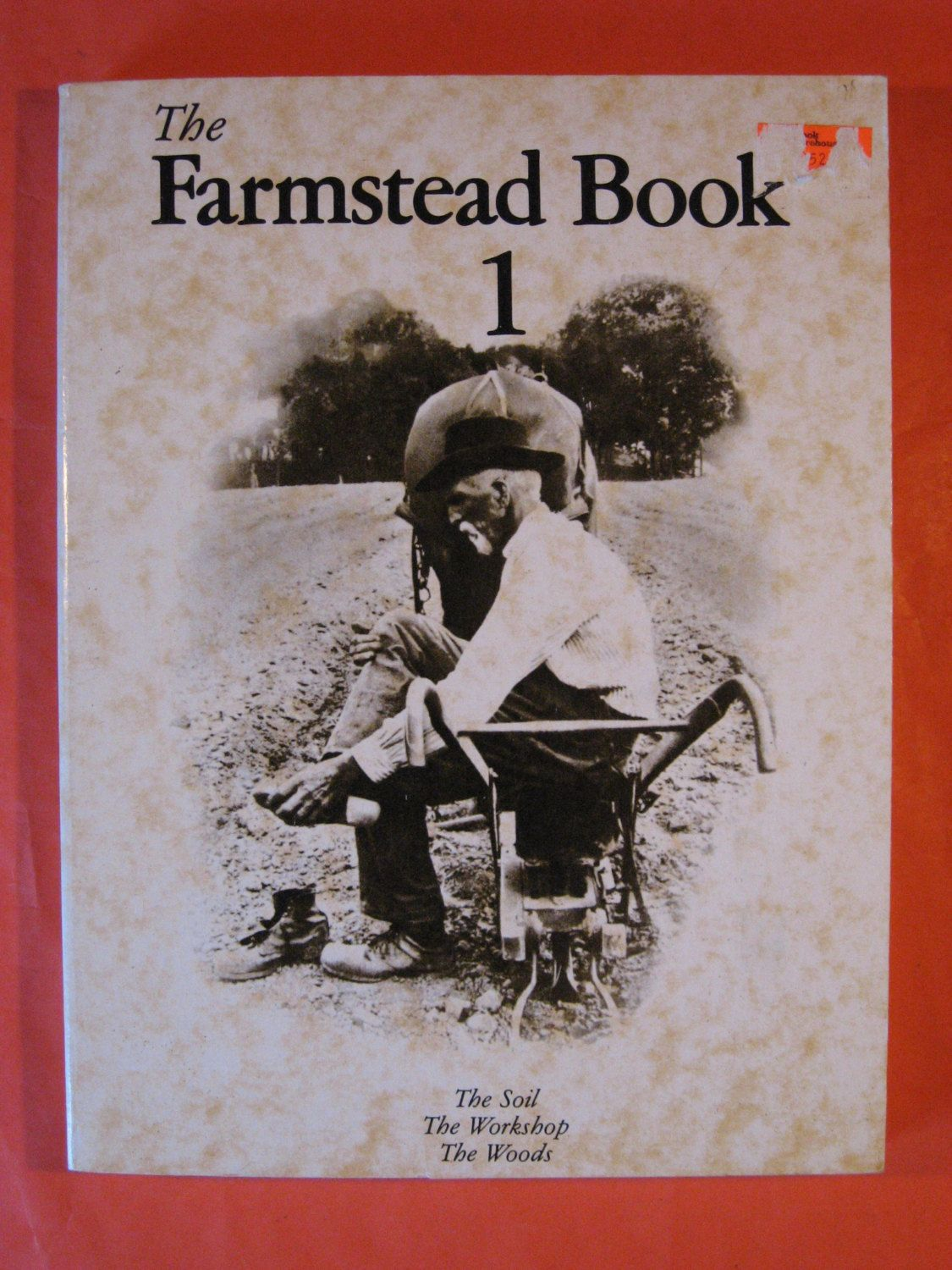 The Farmstead Book 1: The Soil, the Workshop, the Woods by Pistilbooks on Etsy