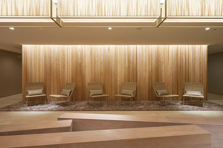 実績写真:パレスホテル大宮2016(ブライダルラウンジリノベーション)|香取建築デザイン事務