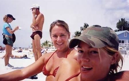 Awkward beach boners
