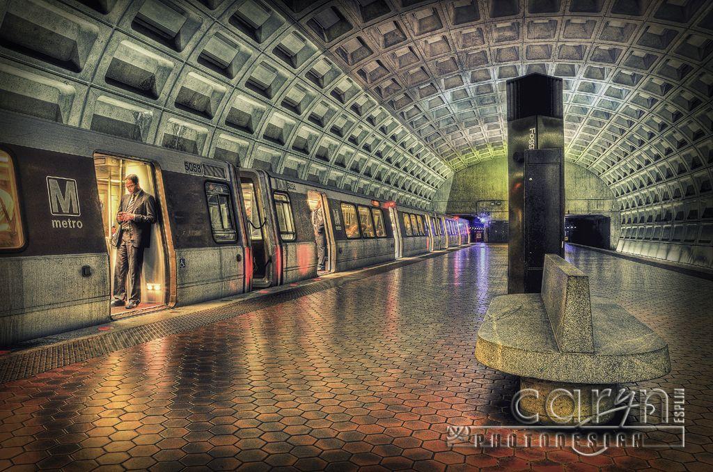 metro foggy dc bottom Washington