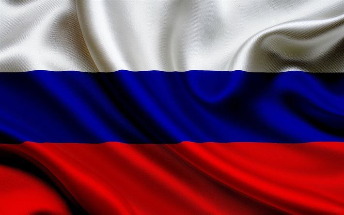 Download Wallpapers Russian Flag Of Russia Russian Flag Russian Federation Besthqwallpapers Com Russia Flag Russian Flag Flag