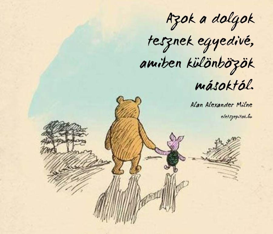 micimackó idézetek képekkel micimackó   Inspirational quotes disney, Disney quotes