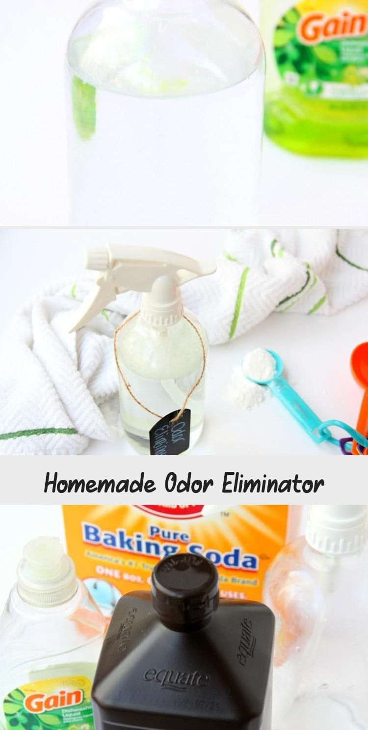 Homemade Odor Eliminator  This DIY odor eliminator is a lifesaver Removes urine pet and Homemade Odor Eliminator  This DIY odor eliminator is a lifesaver Removes urine pe...