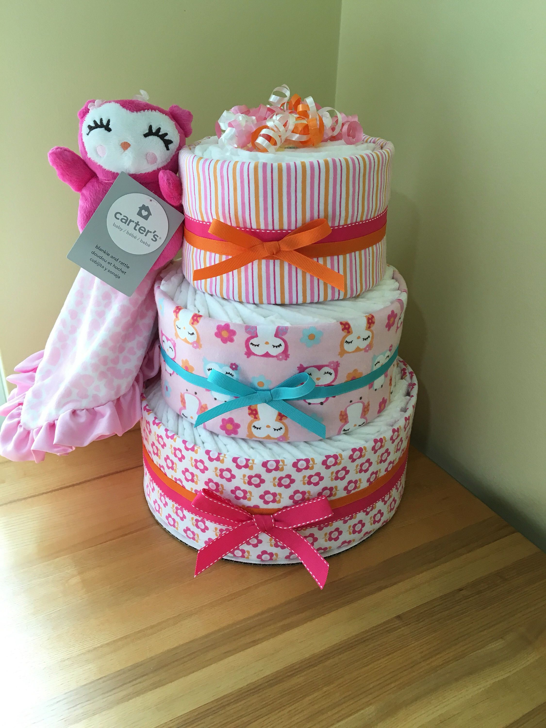 A personal favorite from my etsy shop httpsetsylisting a personal favorite from my etsy shop httpsetsy owl diaper cakestiered baditri Gallery