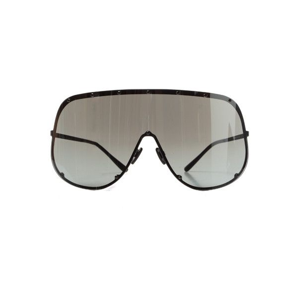 10d76af5dbffb Oversized Shield Sunglasses inspired by the ones seen on Kim Kardashian.
