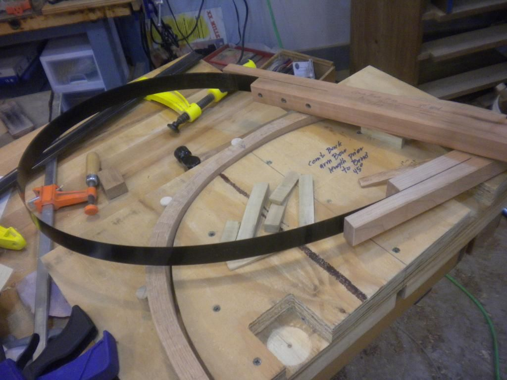 Steam Bending Strap