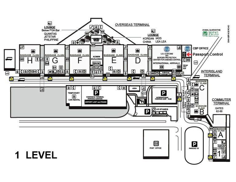 Hnl Directory 1st Floor With Images Map Design Map Daniel K