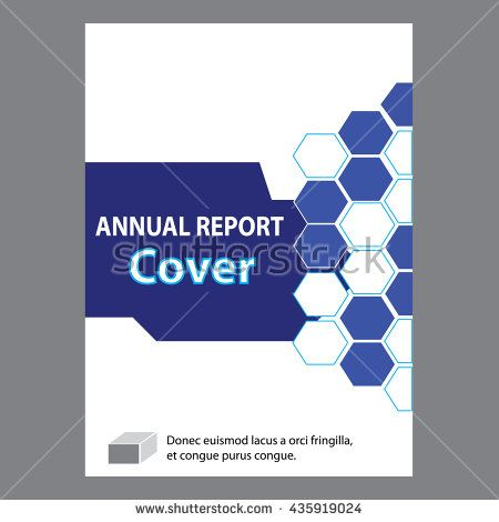 Image result for word cover pages Profession and Education - annual report cover template