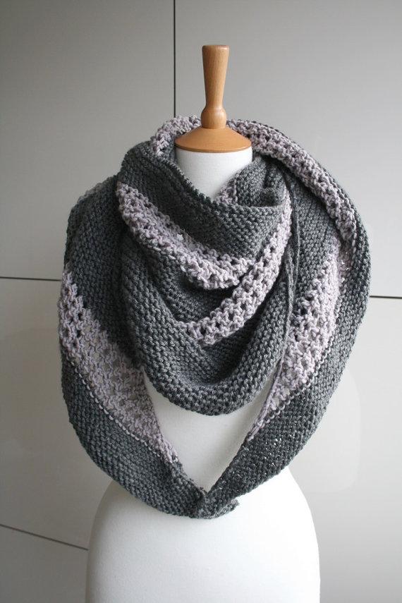 Knitting Pattern Scarf Knitting Pattern 16 Wrap Knitting Pattern