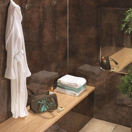 showerwall urban gloss waterproof decorative wall panel at