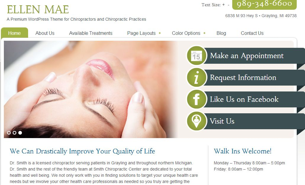 Top Best 20 Acupuncture Wordpress Templates Themes Wordpress Template Wordpress Web Development Design