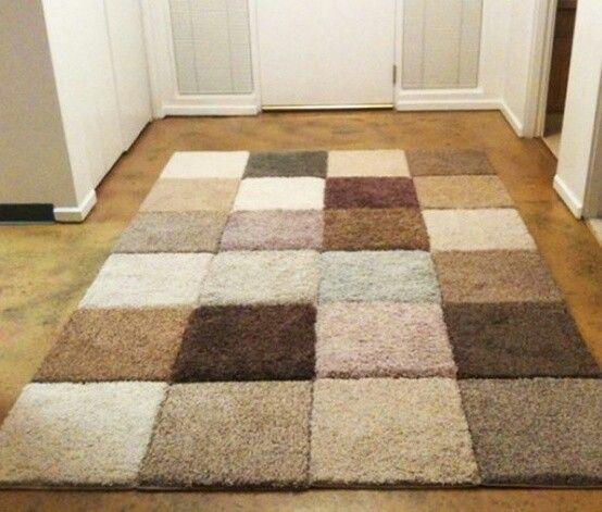 Diy Area Rug Sew Carpet Samples