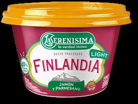 Cómo preparar bolsitas de Queso Finlandia Light Jamón y Parmesano