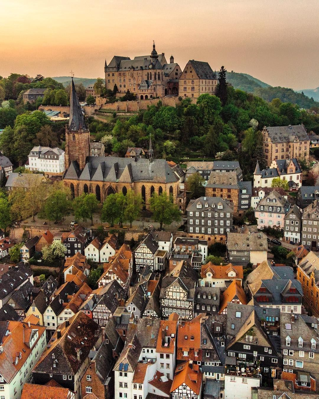 16 Of The Most Instagrammable Places In Germany Who To Follow Instagrammable Places Medieval Germany Germany Castles