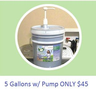 What A Great Price For Laundry Detergent Only 7 Cents Per Ounce