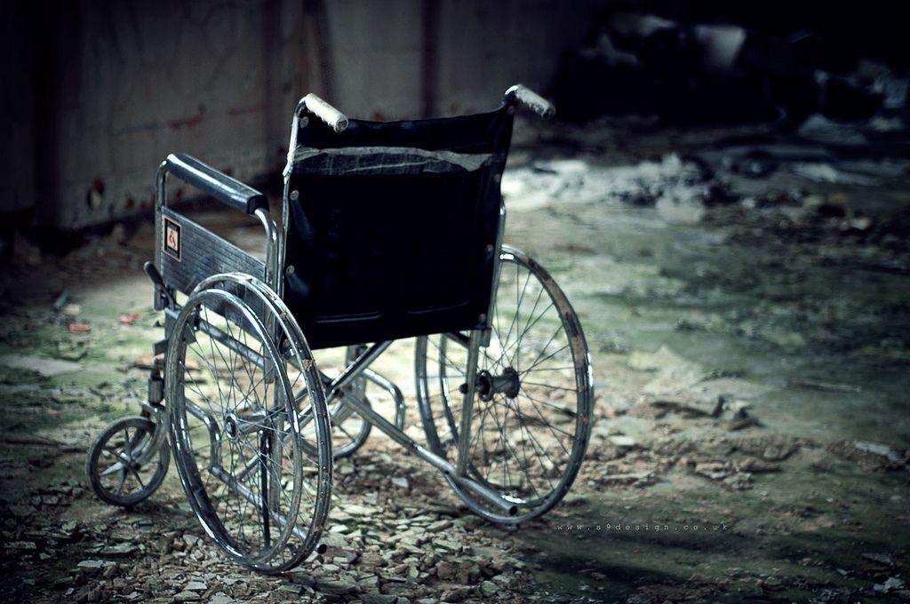 No turning back turn ons abandoned spinal cord injury