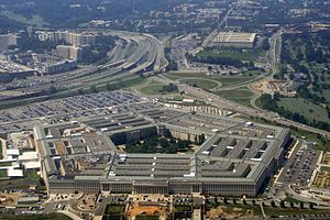 The Pentagon is the headquarters of the United States Department of Defense, located in Arlington County, Virginia. The Pentagon was designed by American architect George Bergstrom (1876–1955). Ground was broken for construction on September 11, 1941, and the building was dedicated on January 15, 1943.