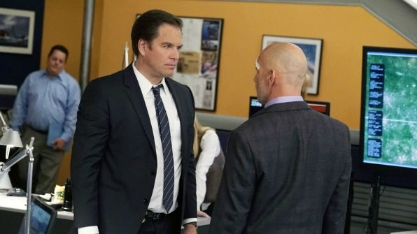 Dinozzo Faces Off With Trent Kort Dead Letter Season 13
