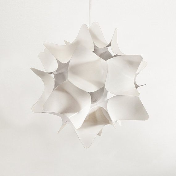 Pendant Lamp Shade White Design