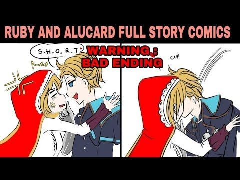 Alucard and Ruby full story! Mobile legends Best Comics ...