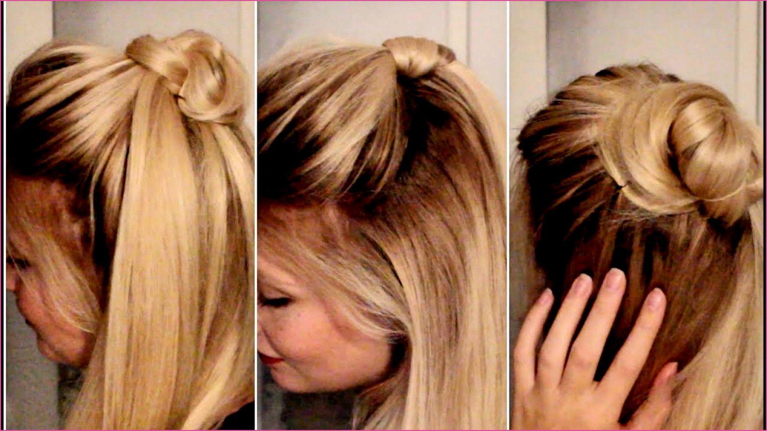 Schnelle Einfache Frisuren Youtube Schnelle Einfache Frisuren Youtube Schnelle Einf Frisuren Frisur Hochgesteckt Frisuren Lange Haare Hochzeitsgast