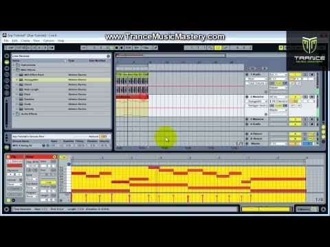 ▷ How To Make Trance Arpeggios Using The Ableton Live Arpeggiator
