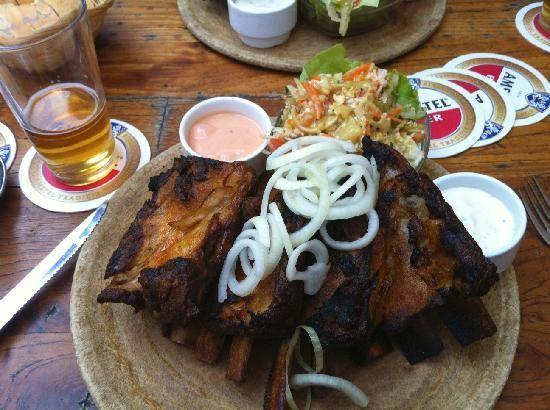 Cafe de Klos, Amsterdam, for ribs