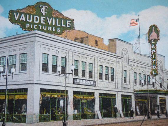 Movie theatre in steubenville ohio